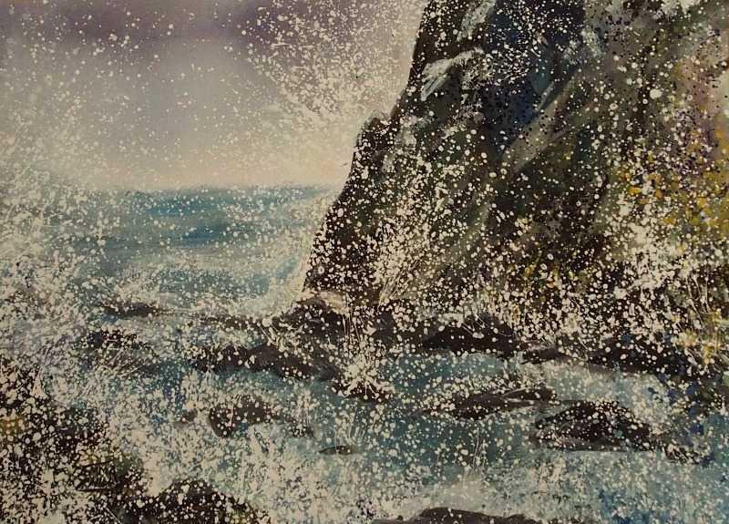 coastal spray