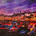 torquay harbour lights 2