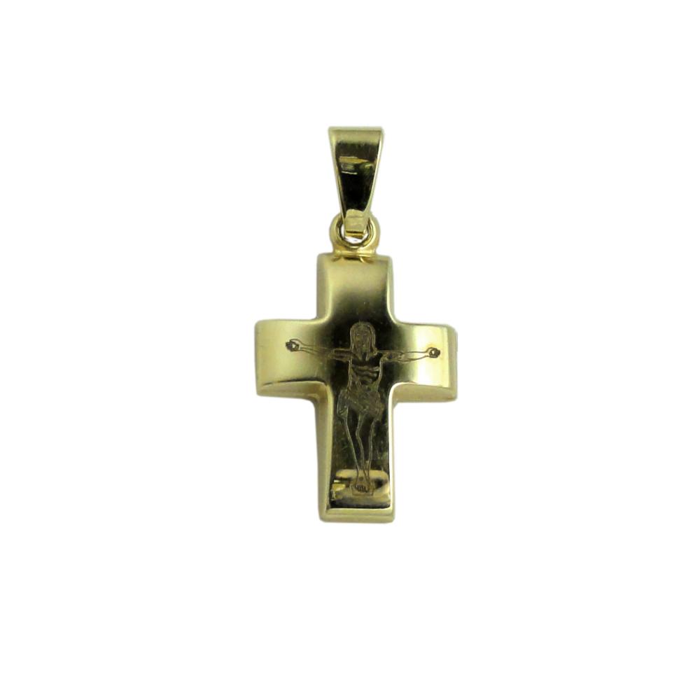15mm 9ct Crucifix