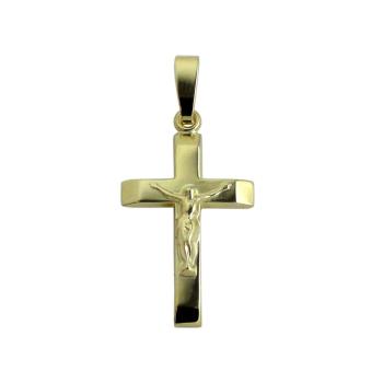 9ct 25mm Crucifix