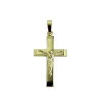 9ct 31mm Crucifix