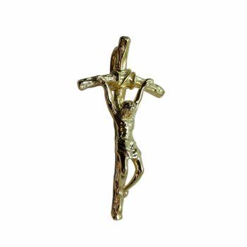 9ct 36mm Crucifix