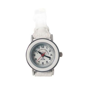 Girl's Silver Communion Watch