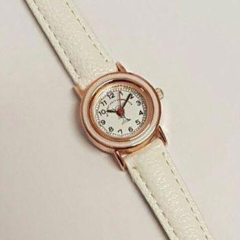 Girl's Communion Watch, Rose