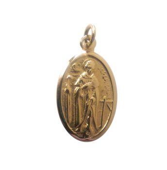 St Perigrine 9ct Gold