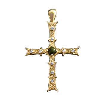 9ct Cross of Cong