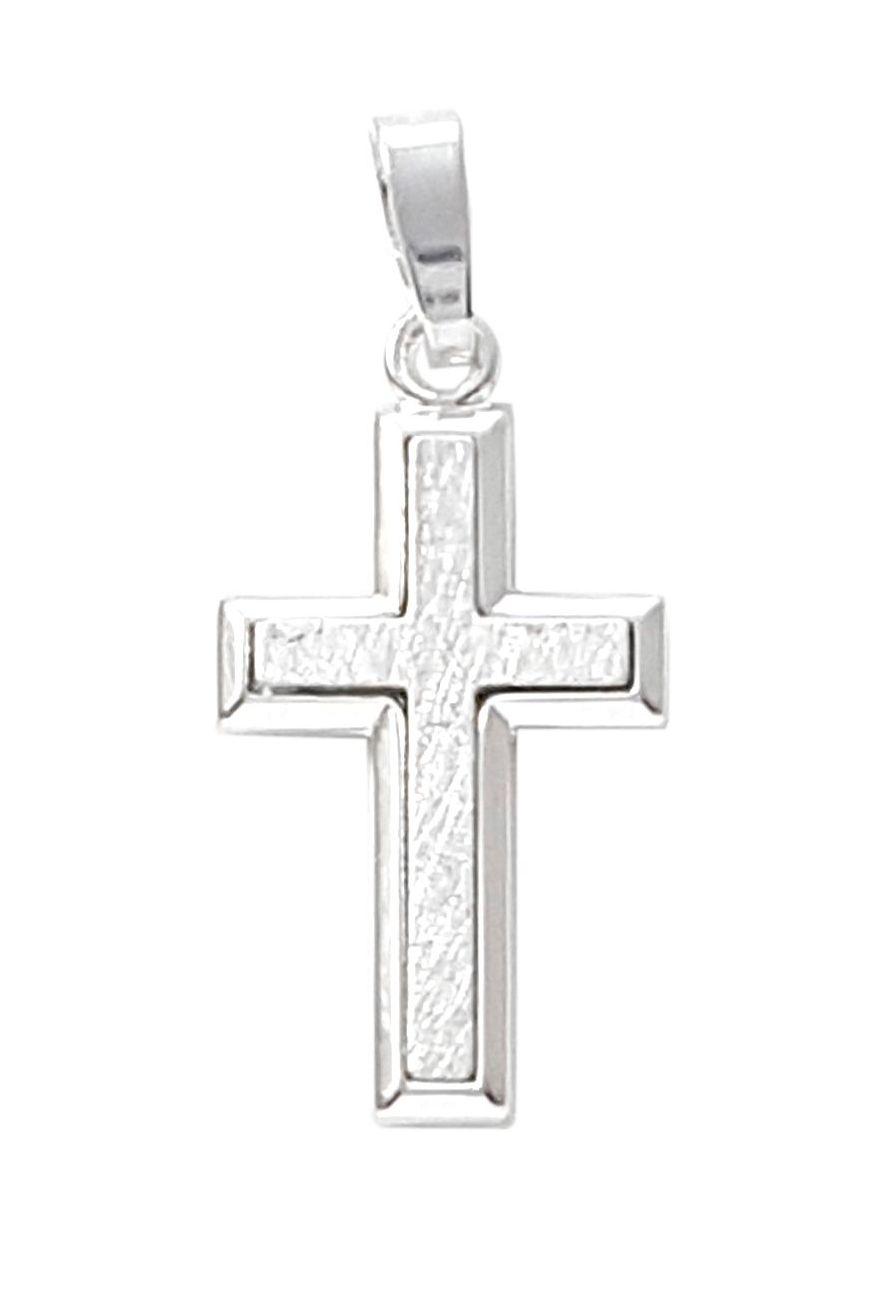 Silver Medium Cross