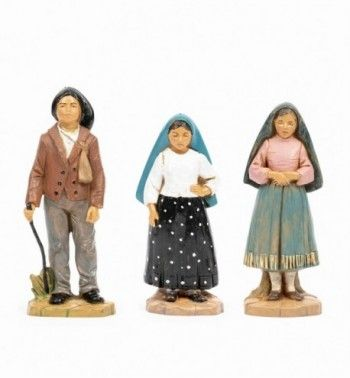 Three Children of Fatima 16cm