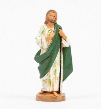 Saint Jude figurine, 11cm