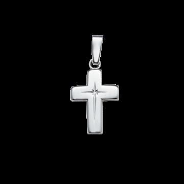 Silver Small Cross