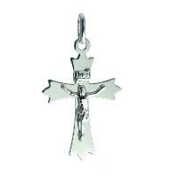 Silver Crucifixes
