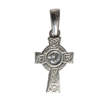 CZ Celtic Cross
