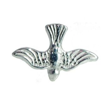 Boys Confirmation Tie Tac or Lapel Pin