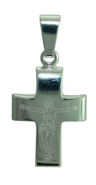Simple Cross with Crucifix