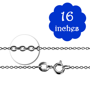 "16"" Trace chain"