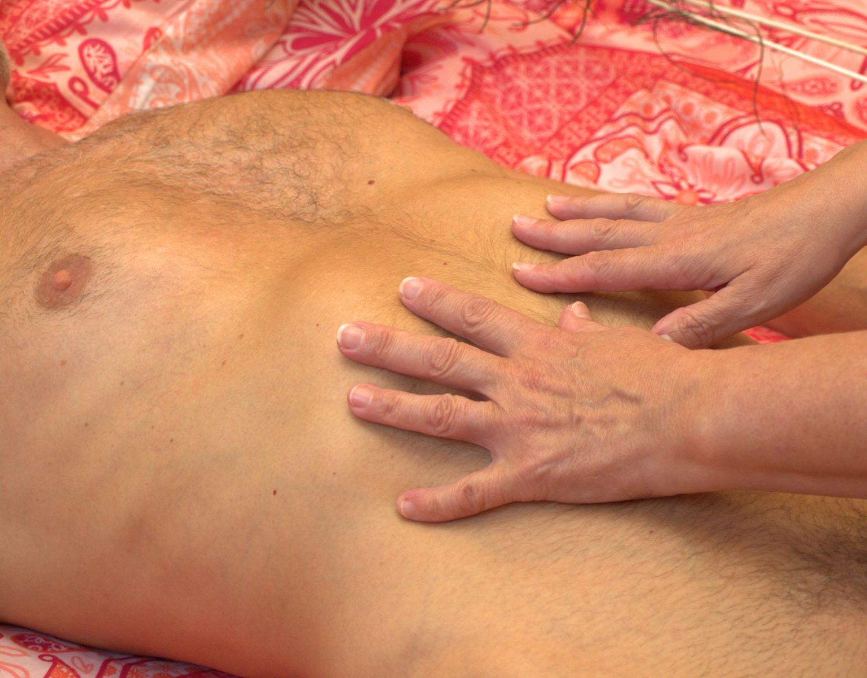 Massage naturist Massage