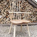 Welsh Stick Chair - Elm and Ash