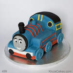 Kids Birthday Cake: Thomas the Tank Engine