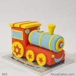 Boys Birthday Cake Toy Train Cake