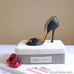 Novelty Cake for Woman Jimmy Choo