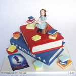 1143 - matilda the musical cake