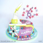 1097 science chemistry cake