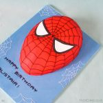 1245-Spiderman-Face-Cake-webw