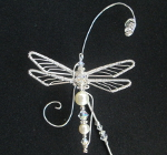 CYANEA: Dragonfly Bouquet Pin
