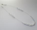 Swarovski AB Crystal Illusion Necklace