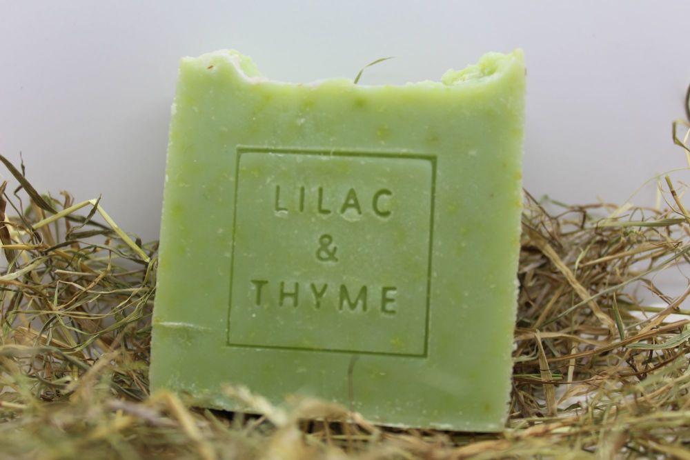 Peppermint & Nettle Soap