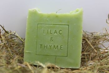 Peppermint & Nettle Soap