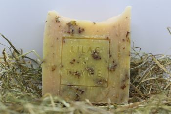 Lemon and Barley Soap