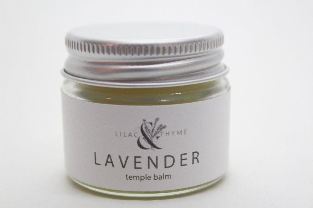 Lavender Temple Balm