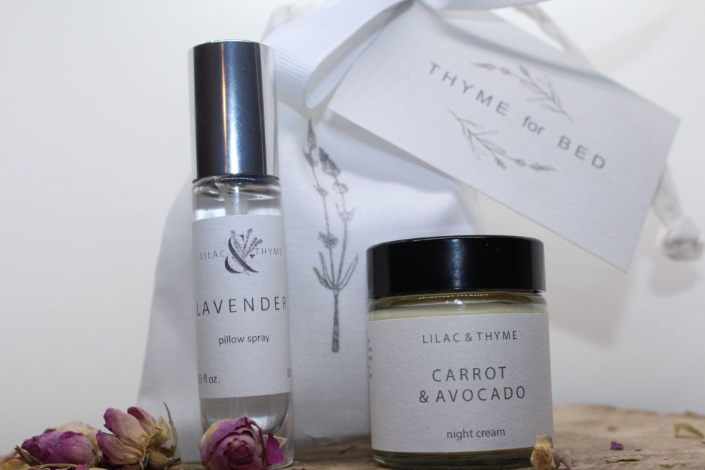 THYME for BED Gift Bag
