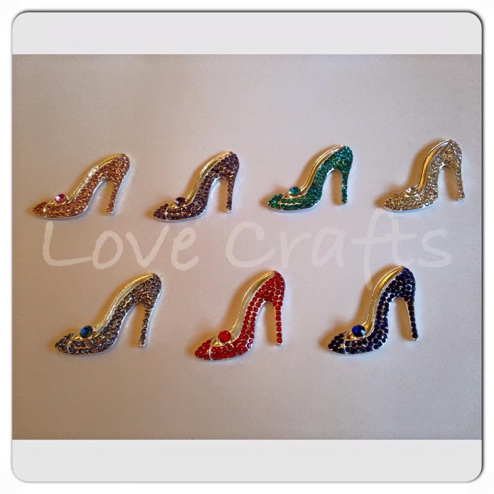 Heels/Cinderella Shoes