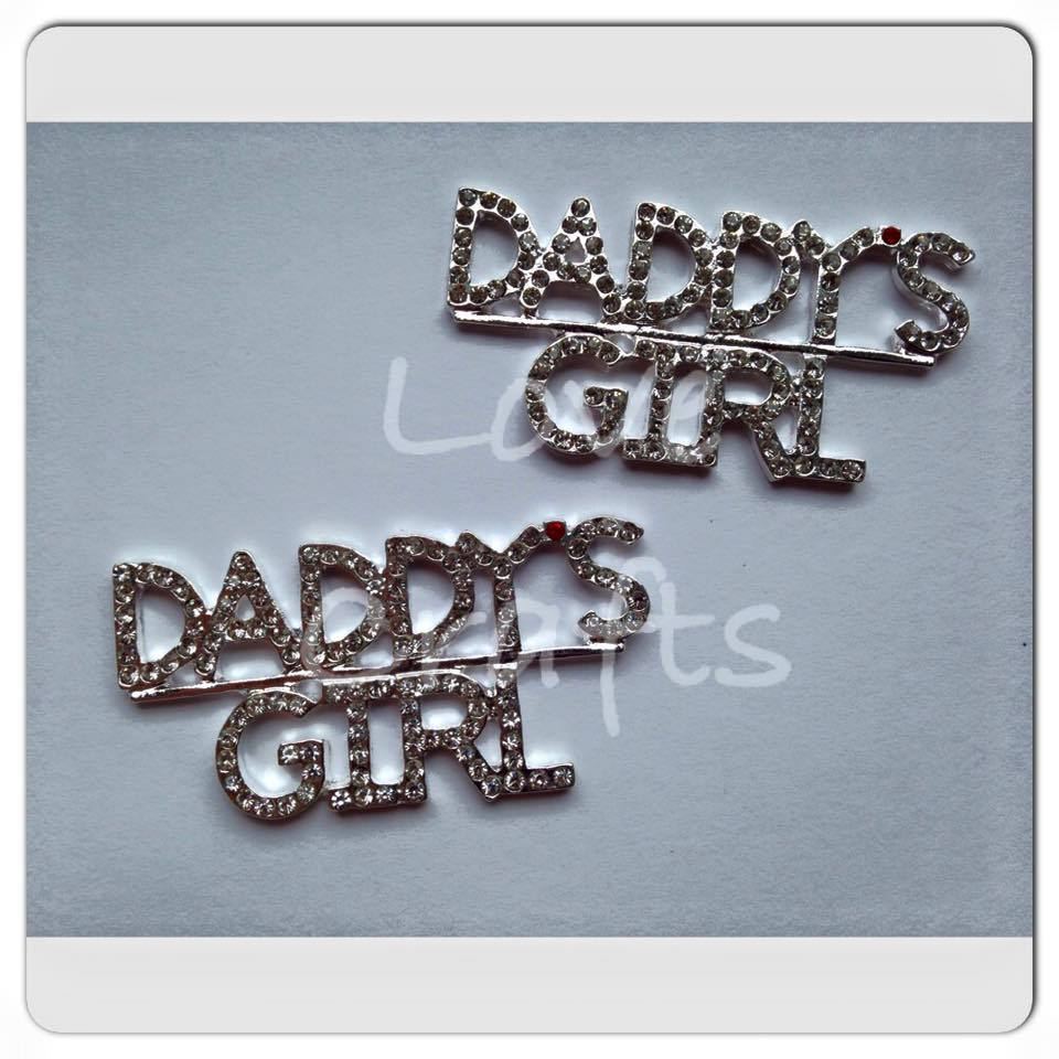 Daddy's Girl Bling