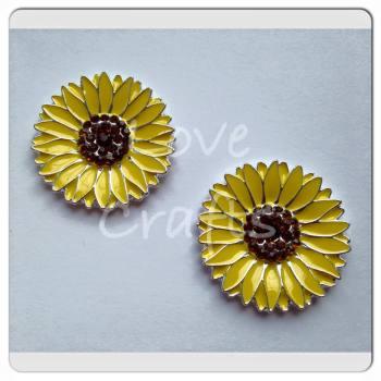 Bling Sunflower