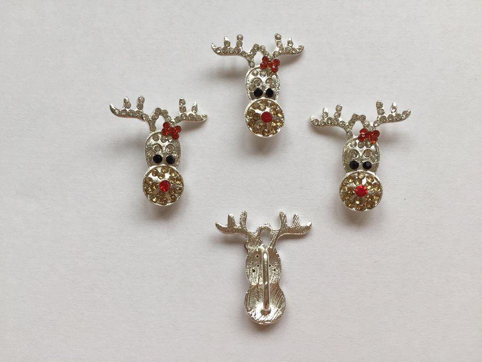 Bling Reindeer