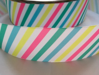 "2"" Stripes Grosgrain Ribbon"