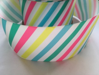 "3"" Stripes Grosgrain Ribbon"