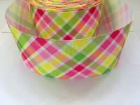 "3"" Criss Cross Grosgrain Ribbon"