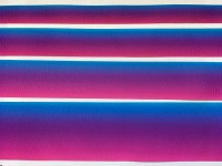 Blue/Purple/Pink Ombre Grosgrain Ribbon