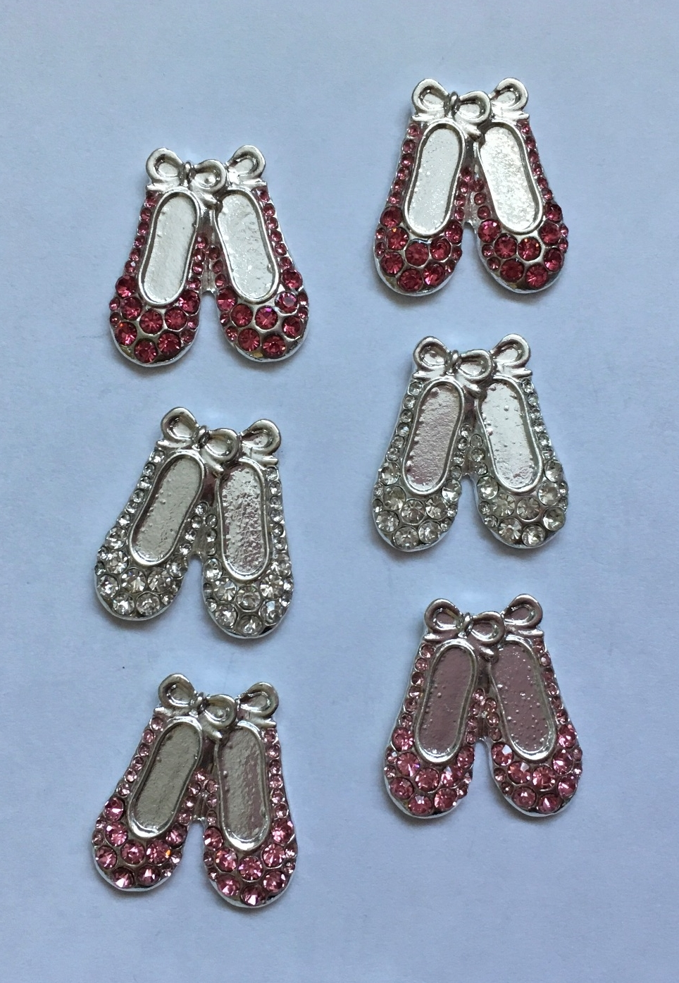 Bling Ballet Shoes