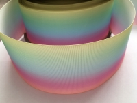 NEW Rainbow Ombre Grosgrain Ribbon