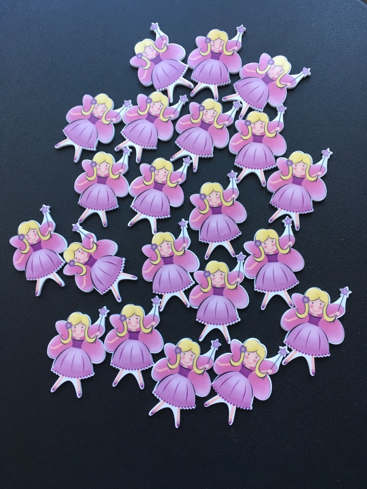 *Seconds* Fairy Laser Resin