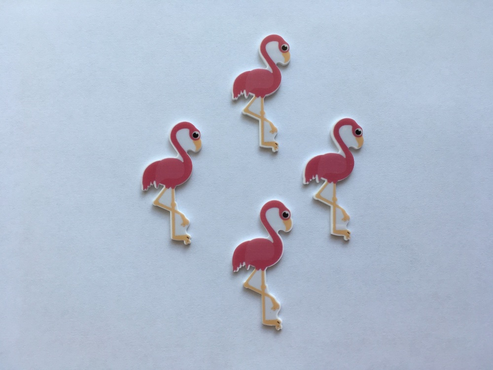 Flamingo Laser Resin