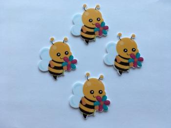 Bee Laser Resin