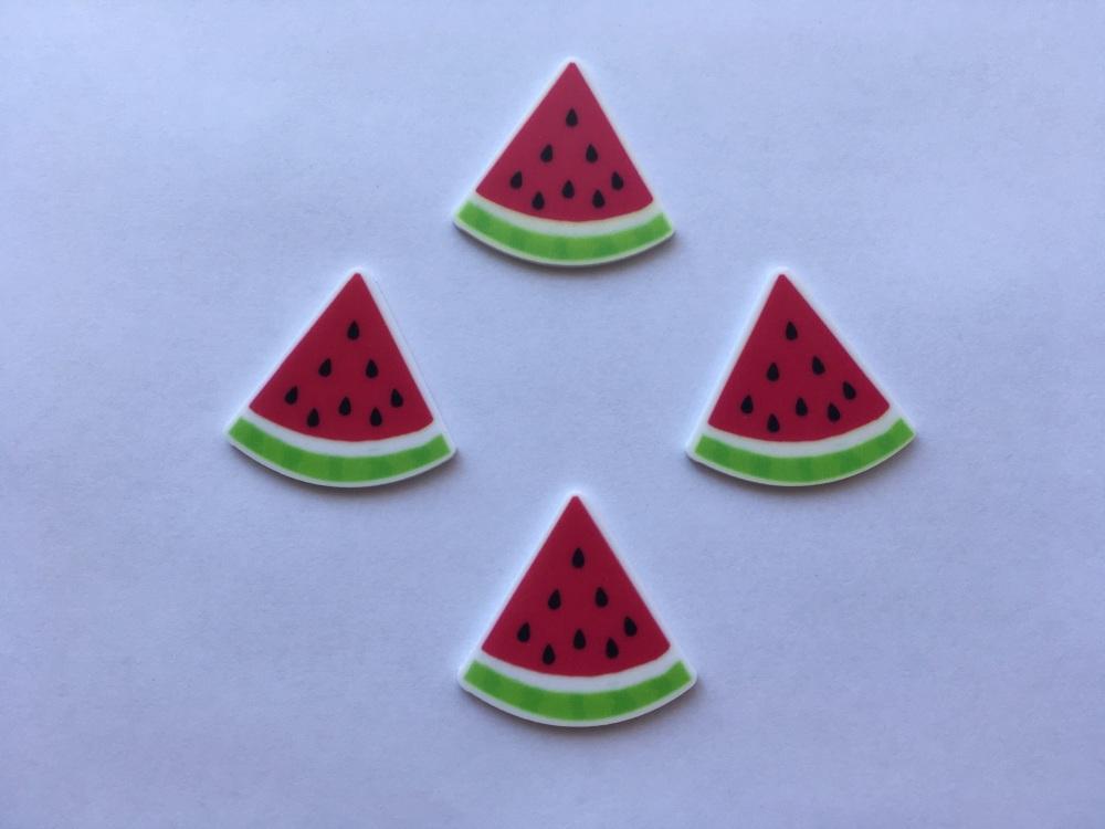 Watermelon Laser Resin