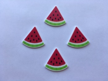 Watermelon Laser Resin