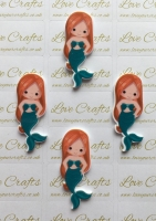 Mermaid Laser Resin